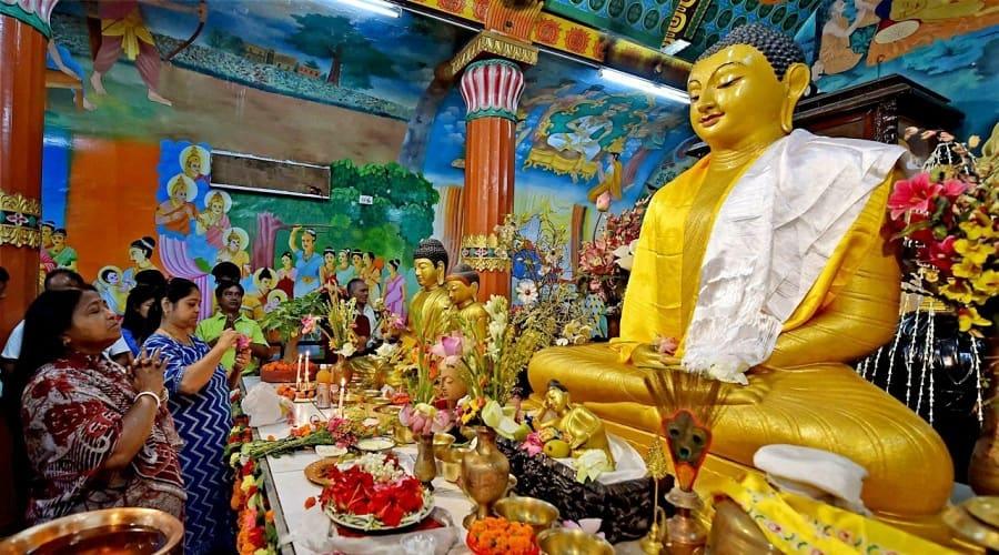 Buddha's Jayanati